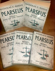 Pearseus, Rise of the Prince books