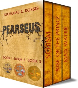 Pearseus, epic fantasy by Nicholas C. Rossis box set