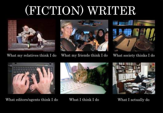 writers - what i do
