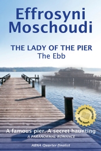 The lady of the pier, ebb by Effrosyni Moschoudi