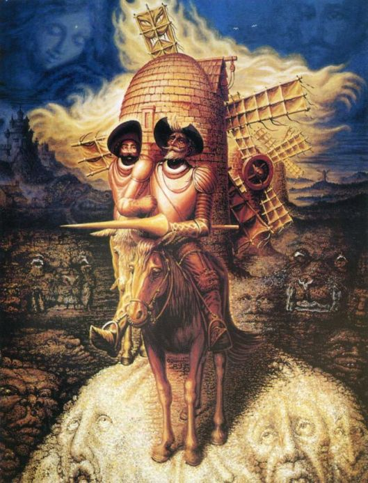 Visions of Quixote | From the blog of Nicholas C. Rossis, author of science fiction, the Pearseus epic fantasy series and children's books
