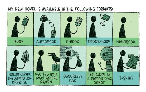 Novel formats | From the blog of Nicholas C. Rossis, author of science fiction, the Pearseus epic fantasy series and children's books