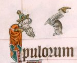 Killer bunnies from medieval manuscript illustrations | From the blog of Nicholas C. Rossis, author of science fiction, the Pearseus epic fantasy series and children's books